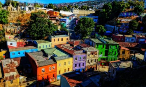 Valparaiso Chile | Things to See and Do and How to Stay Safe