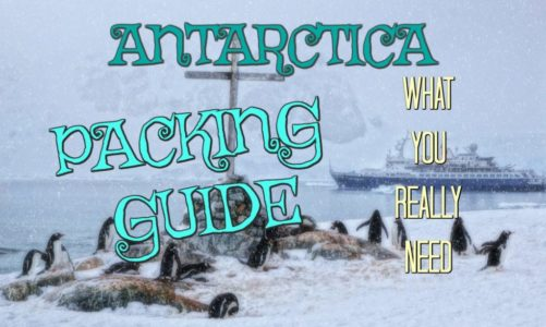 Best Antarctica Packing List   Save Money & Don't Forget to Bring This!