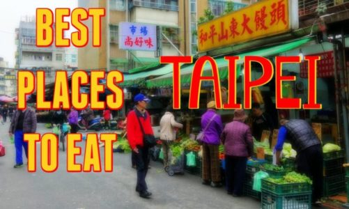 Best Food Tour in Taipei Taiwan | Eat Like a Local!