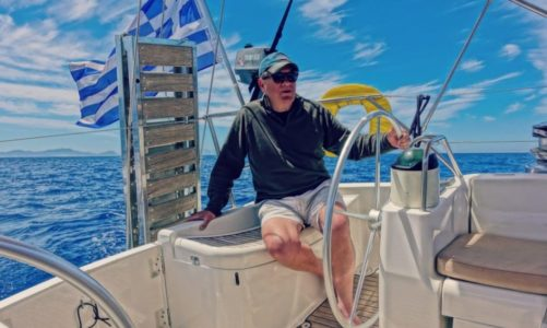The Old Man and the Sea; Reflections Of Life Aboard a Sailing Yacht