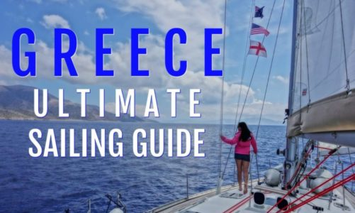 Yacht Charter in Greece | First-Timer's Guide to a Sailing Holiday