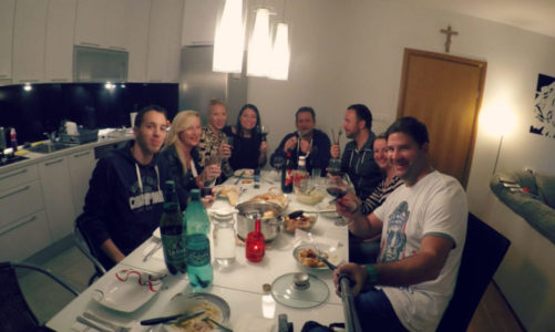 How Sarma Turns Friends Into Family: Thanksgiving Day Reflections