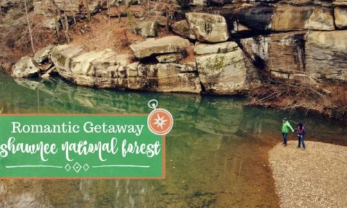 Shawnee National Forest   Best Romantic Getaways in the Midwest