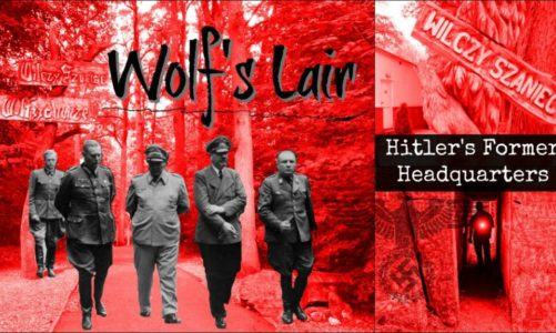 How to Visit Wolf's Lair | Self-Guided Tour of Hitler's Headquarters