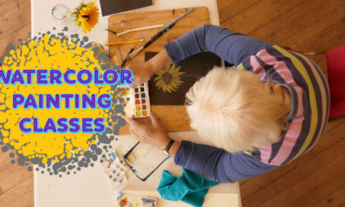 Best Watercolor Painting Classes Scotland | Improve Your Skills