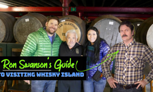 Islay Distilleries | Ron Swanson's Guide to Visiting Whisky Island