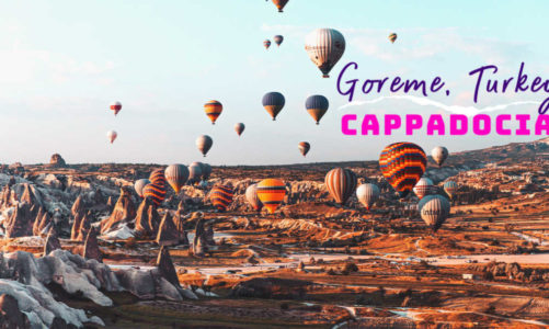 10 Things to Know Before Visiting Goreme Turkey | Cappadocia!