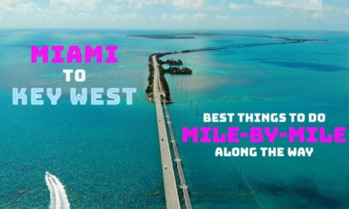 Miami to Key West Itinerary | Best Things to Do Mile-by-Mile Along the Way