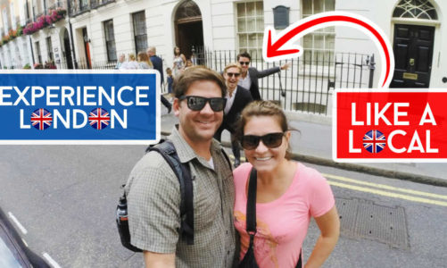 What to Do in London Town | 3 Ways to Experience London Like a Local!