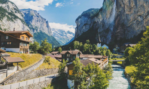 6 Enchanting Mountain Villages of Europe – These Are Spectacular!
