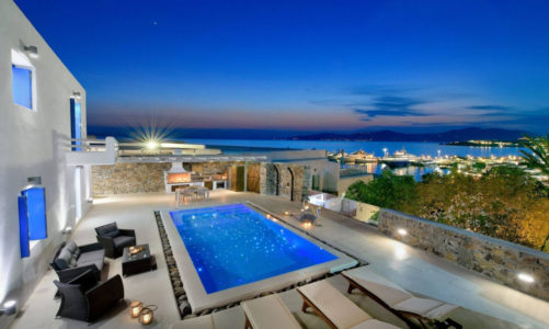 Mykonos – A Heaven of Ultimate Luxury at the Island of the Winds
