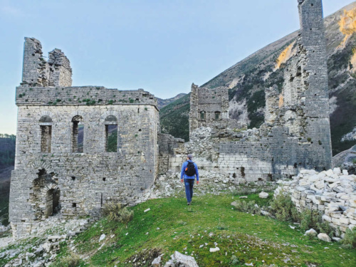Best Castles in Albania Kelcyra Castle