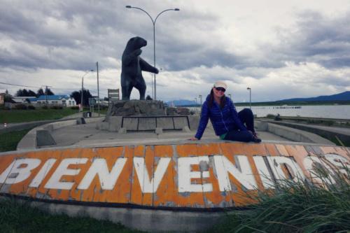 Bienvenidos Puerto Natales Patagonia