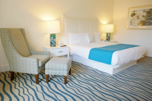 Marker Waterfront Resort Room Bed Chair Visit Key West Live Your Life Like a Jimmy Buffett Song
