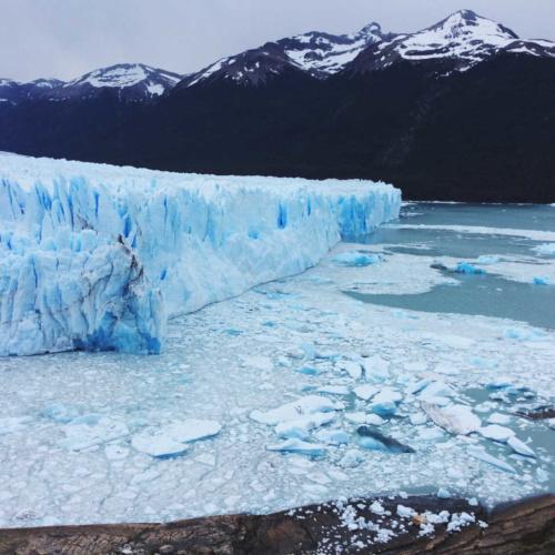 Patagonia Perito Moreno Glacier Calving