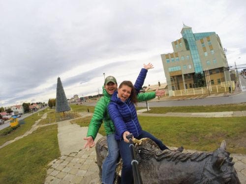 Shepherds Monument Punta Arenas