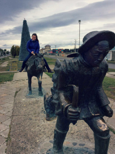 Shepherds Monument best things to do Punta Arenas