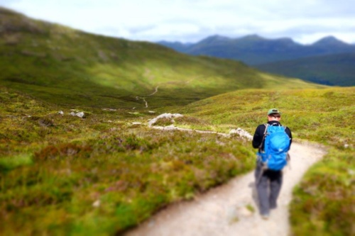 West Highland Way 92